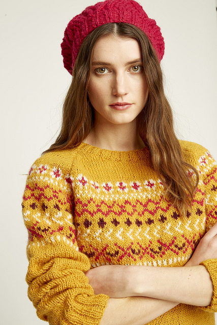 People tree cable beret