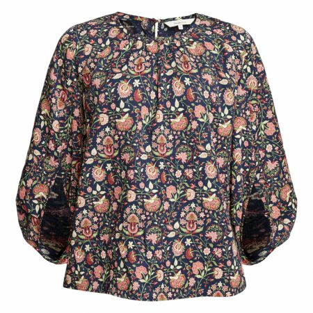 People Tree Yasmin top organic cotton fairfashion