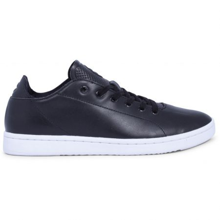 Woden sneaker Jane Leather black