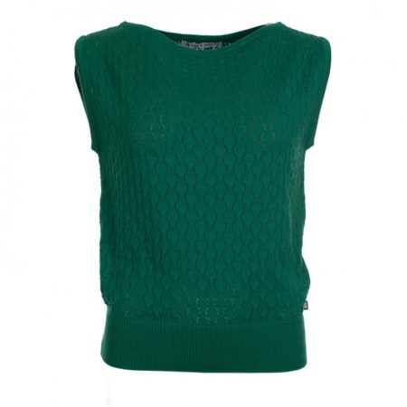 Froy&Dind top Amy Alpine Green
